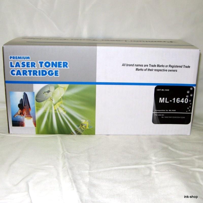 Samsung MLT-D1082S (ML-1640), Black, kompatibilní toner