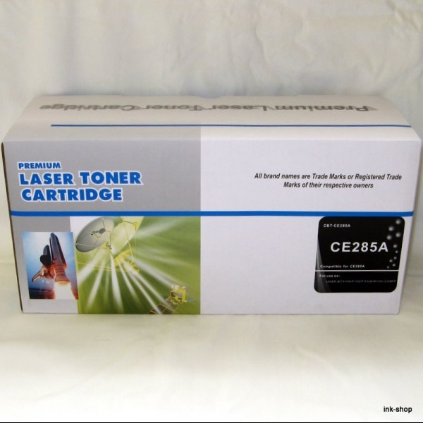 Canon, CRG-725, 3484B002, Black, kompatibilní toner