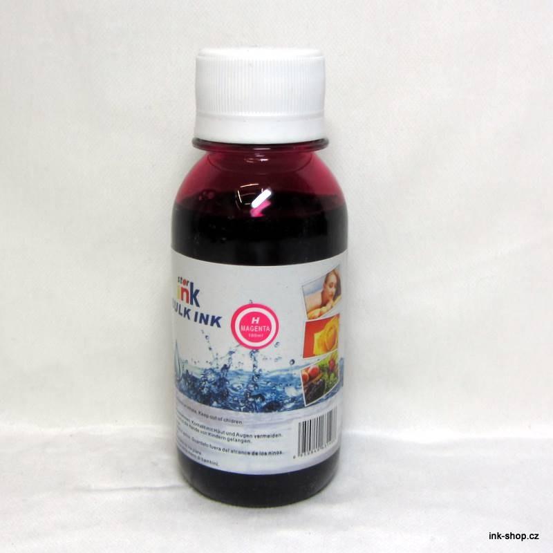 Inkoust pro HP 1x 100ml - PROFI purpurový
