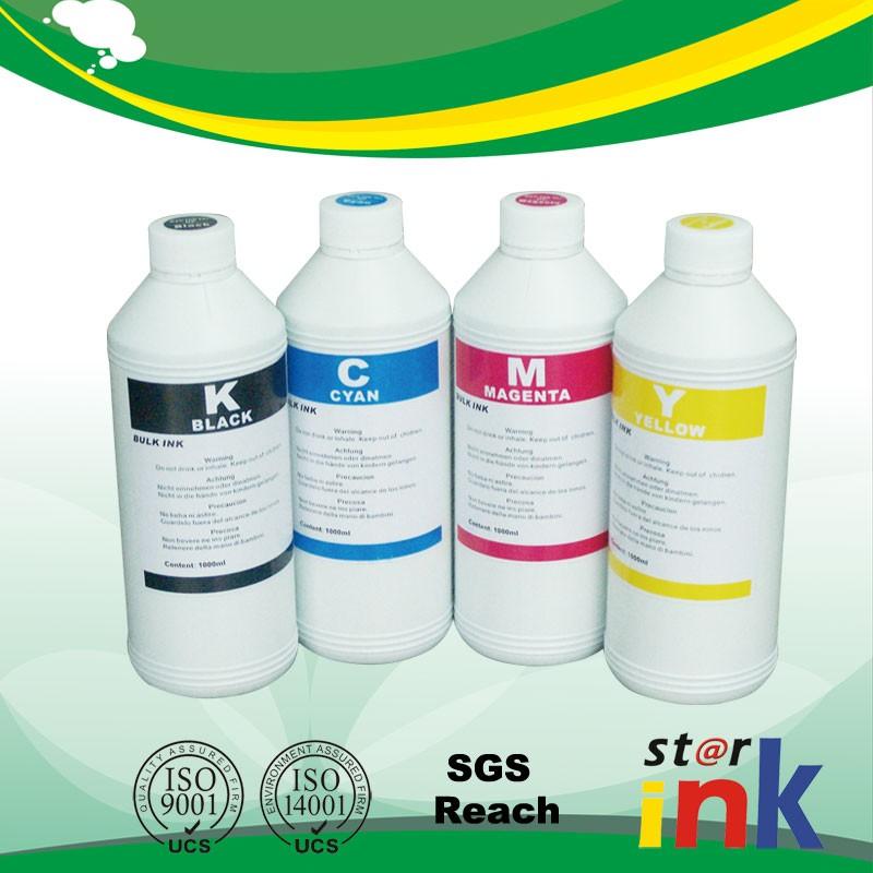 Inkoust pro HP 1x 1000ml - PROFI černý pigment