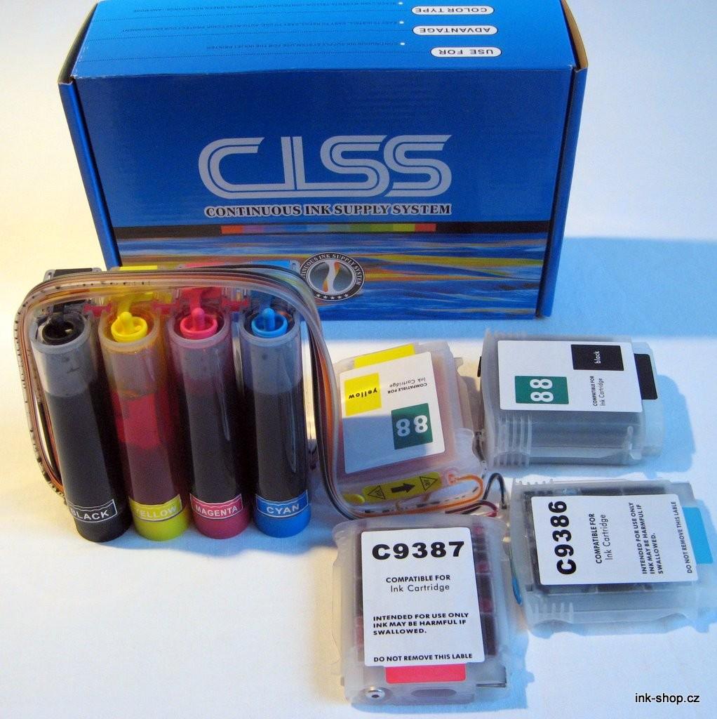 CISS / SPDI pro HP88