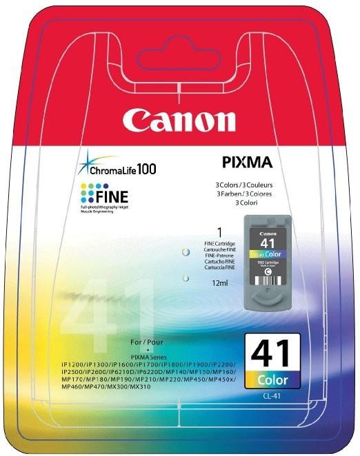Canon CL-41, CL41, originální náplň