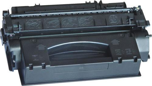 HP 53X, Q7553X, Black, kompatibilní toner